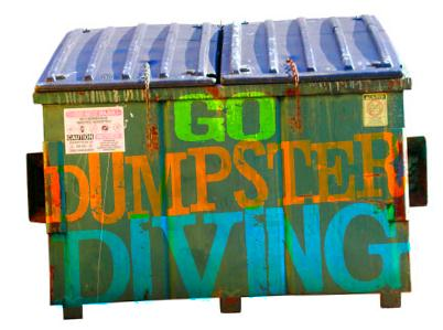 Educational items found in dumpsters | Dumpster Dive 360 | Re-using notebooks, pencils, pens, books, backpacks found in dumpsters