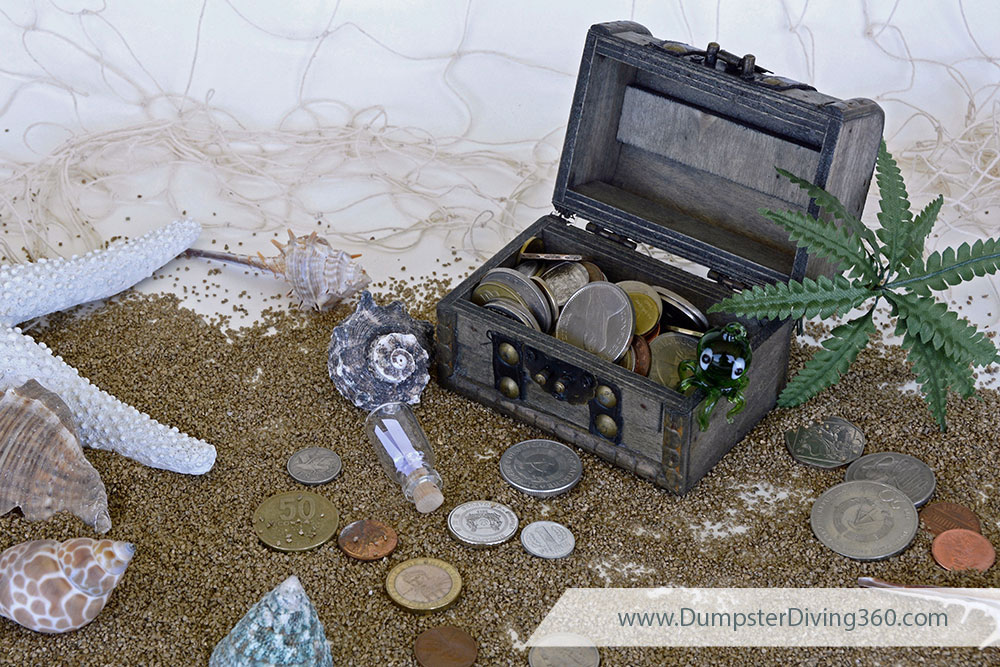 7 Tips to Decide if it's Trash or Treasure   Dumpster Dive 360